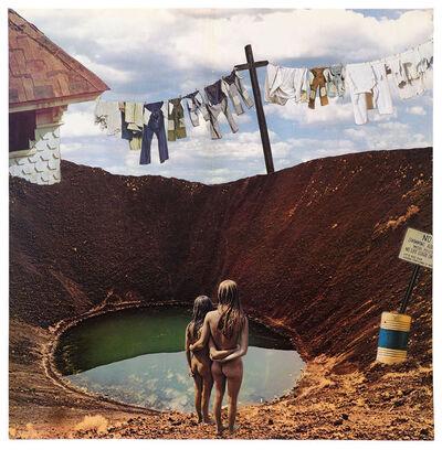 Javier Piñón, 'Sink Hole/ Swimming Hole', 2017
