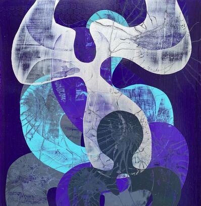 Aster da Fonseca, 'Purple series ', 2020