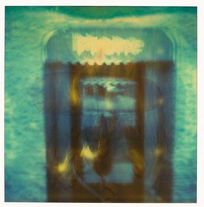 Stefanie Schneider, 'Phone Booth - Mindscreen 10', 1999