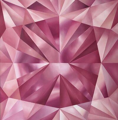 Anastasiya Lugovska, 'Graff Pink Diamond', 2020