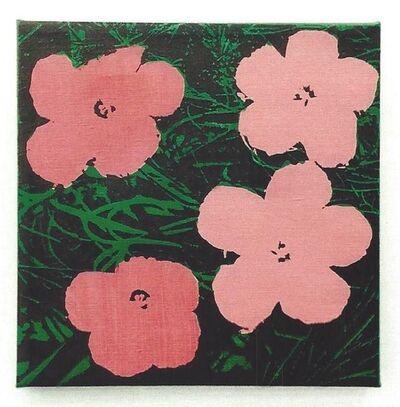 Sturtevant, 'Warhol Flowers'