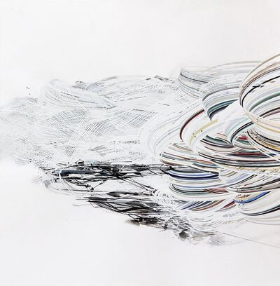 Reed Danziger, 'rotation refractions', 2014