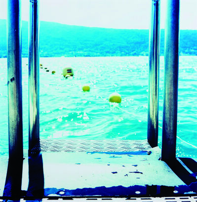 """Karine Laval, 'Untitled #16 (Annecy, France, 2002), From """"The pool"""" series'"""