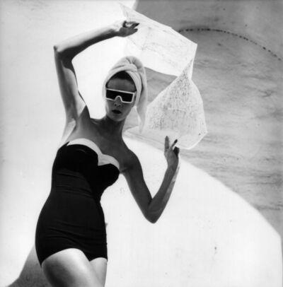 Louise Dahl-Wolfe, 'Jean Patchett, Grenada, Spain', 1953