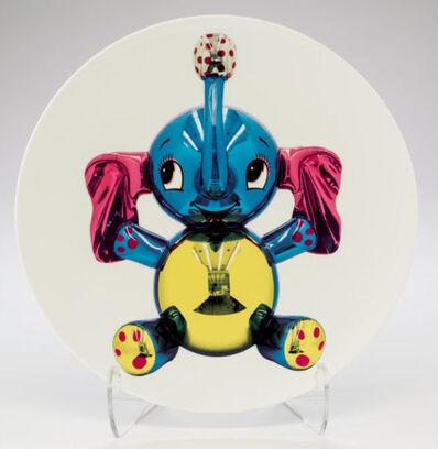 Jeff Koons, 'Elephant Coupe Service Plate', 2014