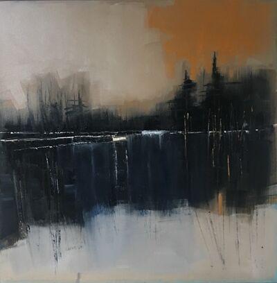 Wanda Westberg, 'El Lago al Atardecer', 2018