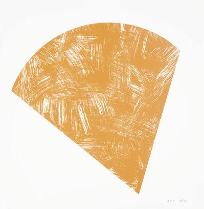 Ellsworth Kelly, 'Untitled (Orange State I), from Purple Red Gray Orange', 1988