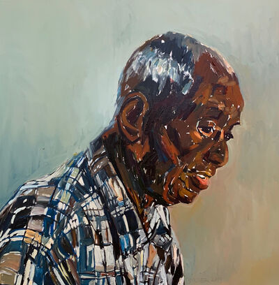 Beverly McIver, 'Dad', 2014