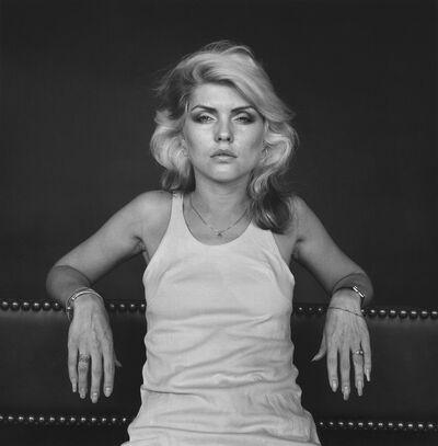Robert Mapplethorpe, 'Deborah Harry', 1983