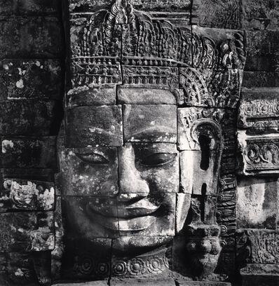 Michael Kenna, 'Bayon Temple Head, Angkor, Cambodia', 2018