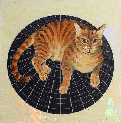 Alexis Kandra, 'Stripe Cat', 2019