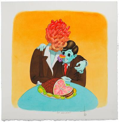 Victor Castillo, 'Ist mir Wurst', 2019