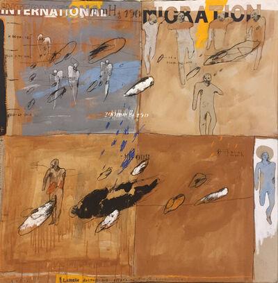 Gopal Dagnogo, 'Migration Confusion', 2008