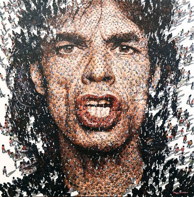 Syaiful Rachman, 'Mick Jagger', 2020