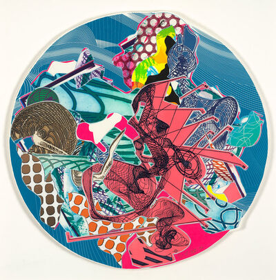 Frank Stella, 'Perinthia from Imaginary Places ll', 1996