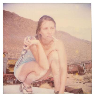 Stefanie Schneider, 'Posing I (Wastelands)', 2003