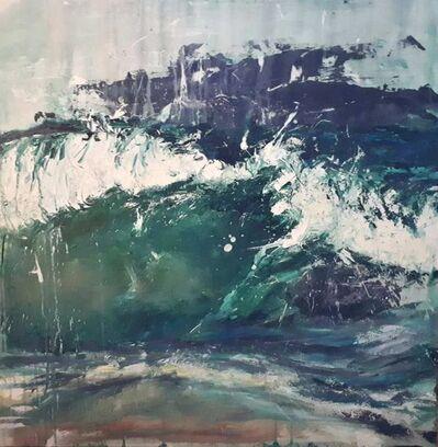 Rose Strang, 'October Tide. Isle of Iona', 2018