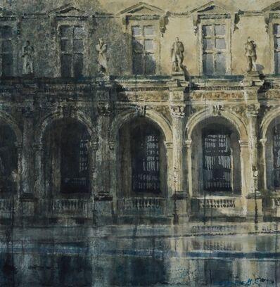 Chizuru Morii Kaplan, 'The Louvre VII', ca. 2021