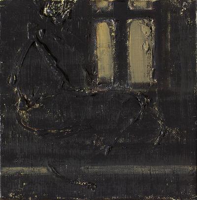 Gianni Dessì, 'Figure at the window', 2008