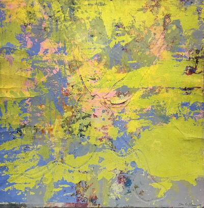 Sam Gilliam, 'It's Yellow', 1973