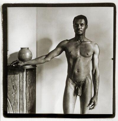 """George Dureau, '""""Male Nude"""" ', ca. 1970"""