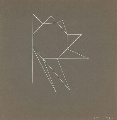 Judith Lauand, 'Concreto 114, Acervo 26', 1958