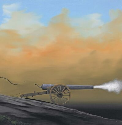 Robert Deyber, 'Loose Cannon', 2007