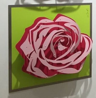 Michael Kalish, 'Michael Kalish, Rose', 2016