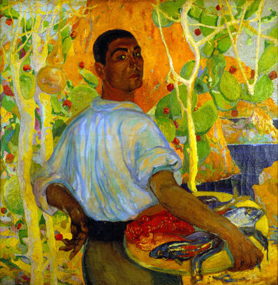 Roberto Montenegro, 'Pescador de Mallorca', ca. 1915