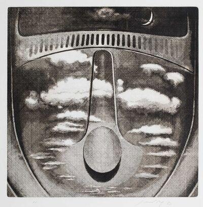 Piero Guccione, 'Volkswagen', 1983
