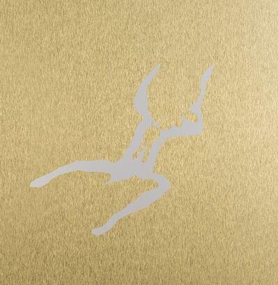 Seth Price, 'Gold Key (White 4)', 2007
