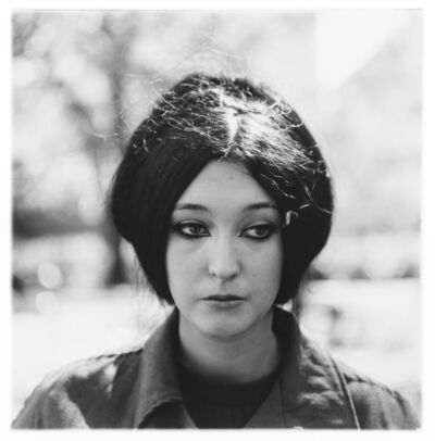 Diane Arbus, 'Woman with eyeliner, N.Y.C. 1967', 1967