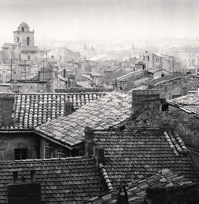Michael Kenna, 'Rooftop View, Arles', 1987
