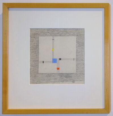 Burgoyne Diller, ' Second Theme', 1961