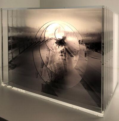 Magda Von Hanau, 'O Barco, light box wall sculpture', 2017