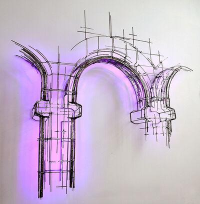Juan Garaizabal, 'Broken Chicago Fasade ', 2013