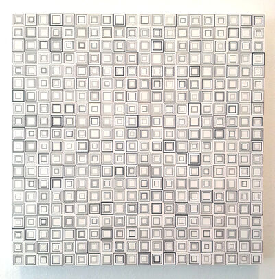 Yong Sin, 'Square No. 1697', 2018
