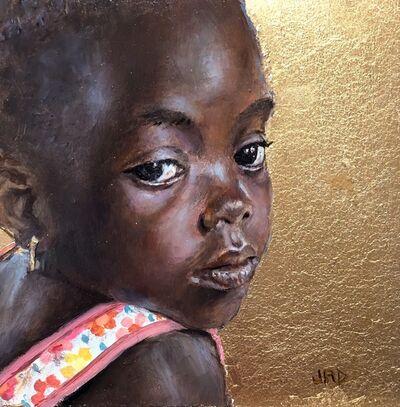 Judith Dickinson, 'Ugandan Gold', 2019