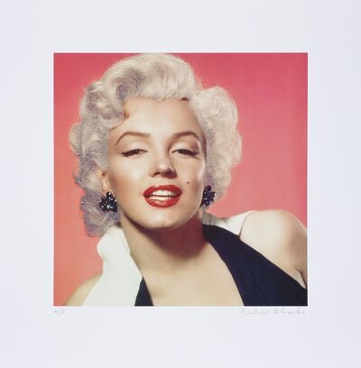 Peter Blake, 'Diamond Dust Marilyn', 2010