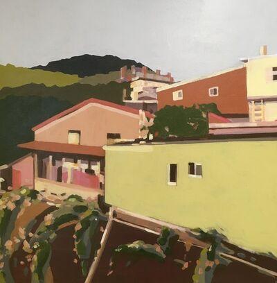 Nancy Benton, 'Mountainside Houses, Taiwan', 2019