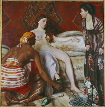 Frédéric Bazille, 'La Toilette', 1870