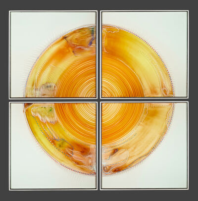 Wilfried Grootens, 'After the Rainbow - H44', 2020