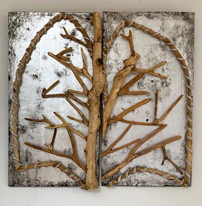 Loren Eiferman, 'Wood Sculpture: 'Breathe'', 2020
