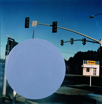 John Baldessari, 'National City (4)', 1996