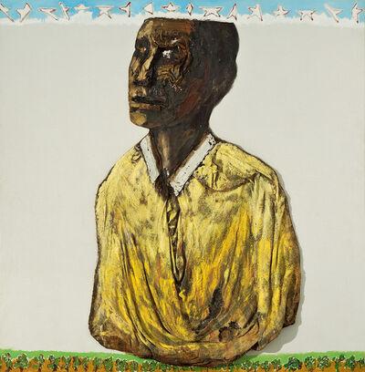 Benny Andrews, 'A Soul', 1974
