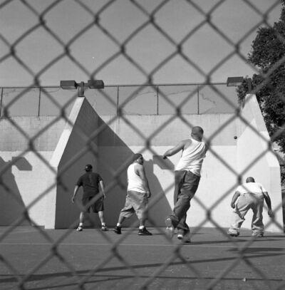 Gregory Bojorquez, 'Handball, Montebello Park', 1998