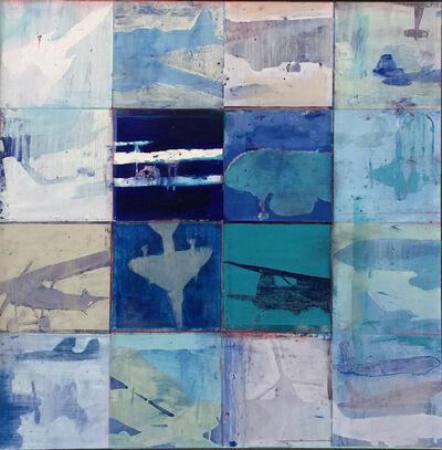 Kim Frohsin, 'Plane Grid', 2003