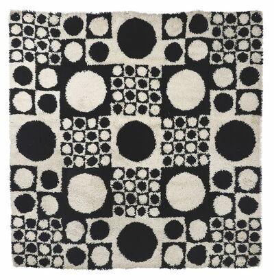 Verner Panton, ''Geometry 1' rug', ca. 1960