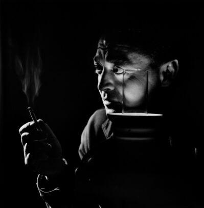 Yousuf Karsh, 'Peter Lorre'