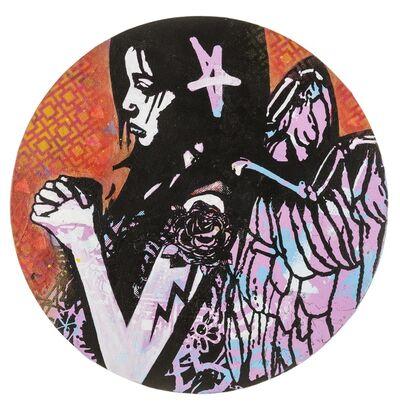 Copyright, 'Fallen Angel', circa 2015